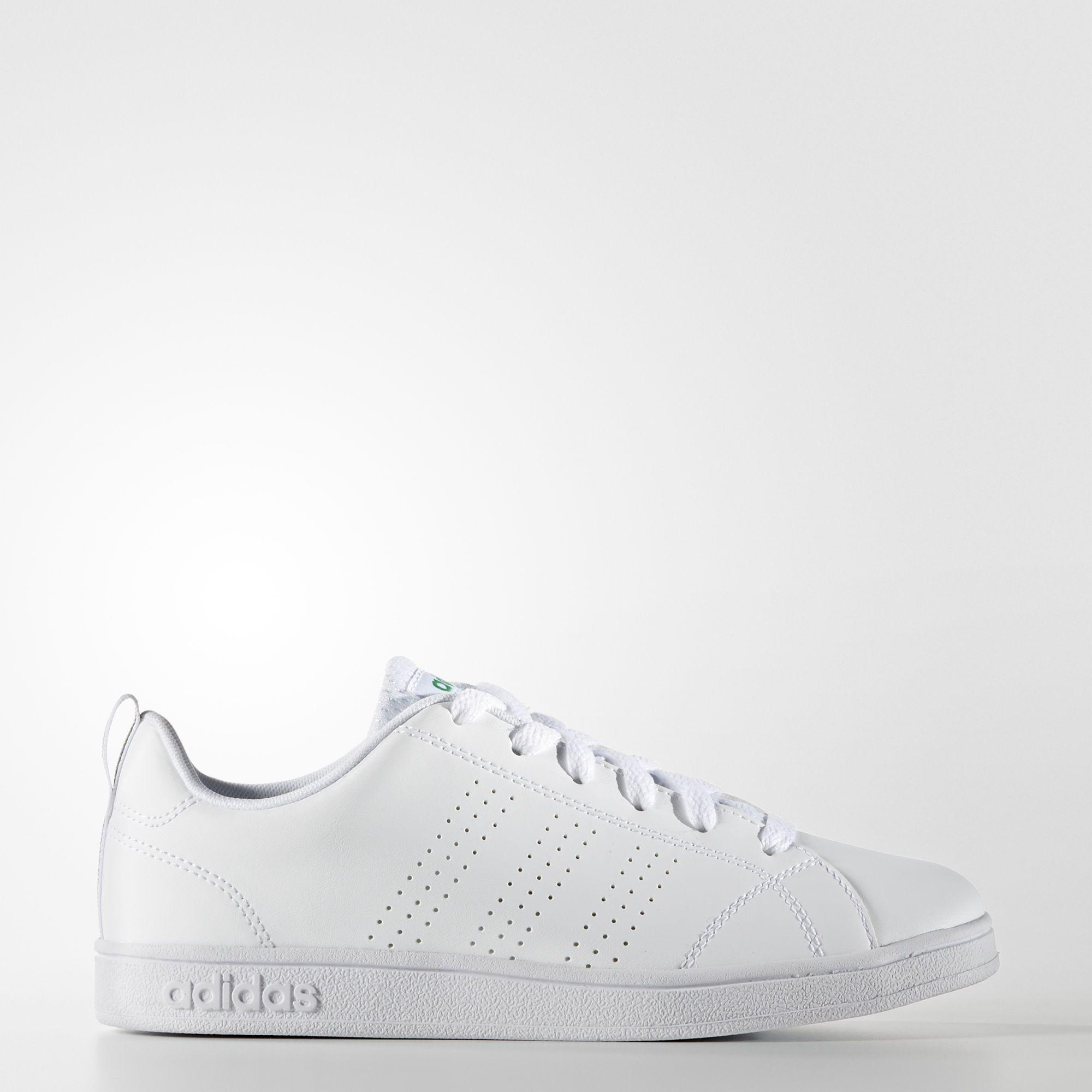 Sneakers AW4884 Zapatillas Adidas Neo Advantage Clean Blanco Niño  c3d0829086f58
