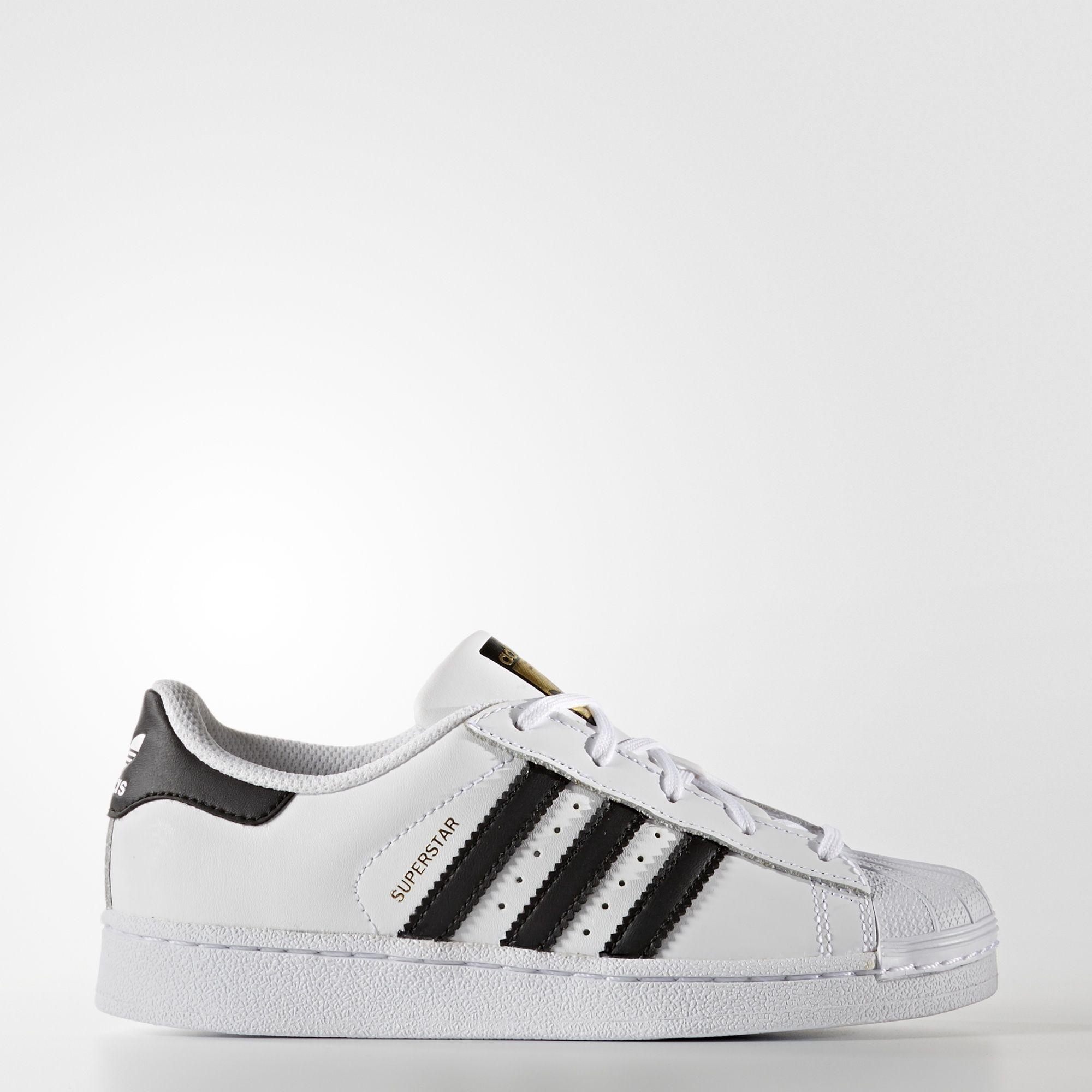 2408af7321b Sneakers BA8378 Zapatillas Adidas Superstar Fundation Niño