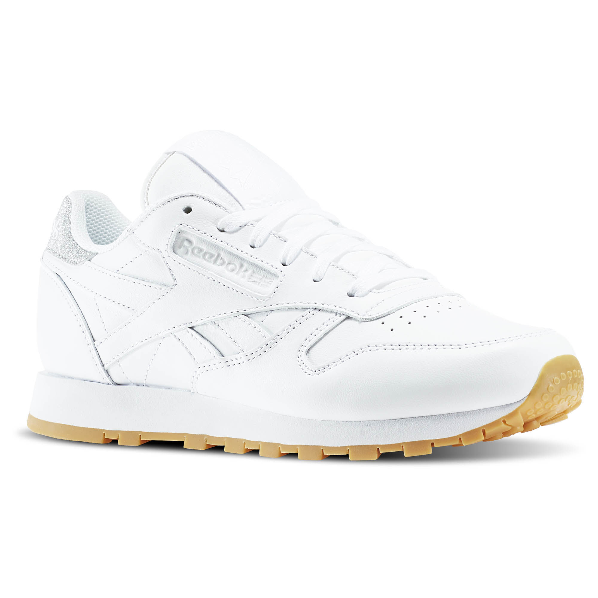 Detalles de Sneakers BD4423 Zapatillas Reebok Classic Leather Diamond Blanco