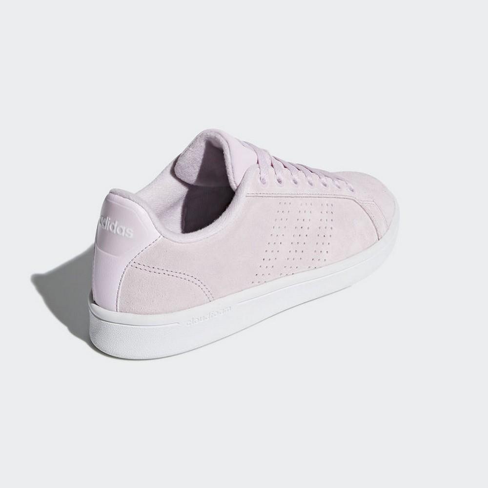 Rosa Sneakers Zapatilla Db1319 Advantage De Clean Detalles Adidas Cloudfoam MUzSVp
